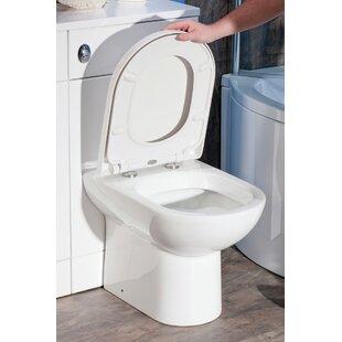 Top Fixing Wooden Toilet Seat. Top Fix Quick Release Heavy Duty Toilet Seat Seats  Soft Close Wayfair co uk