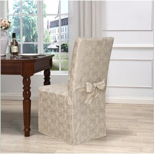 Quickview & Kitchen u0026 Dining Chair Covers Youu0027ll Love | Wayfair