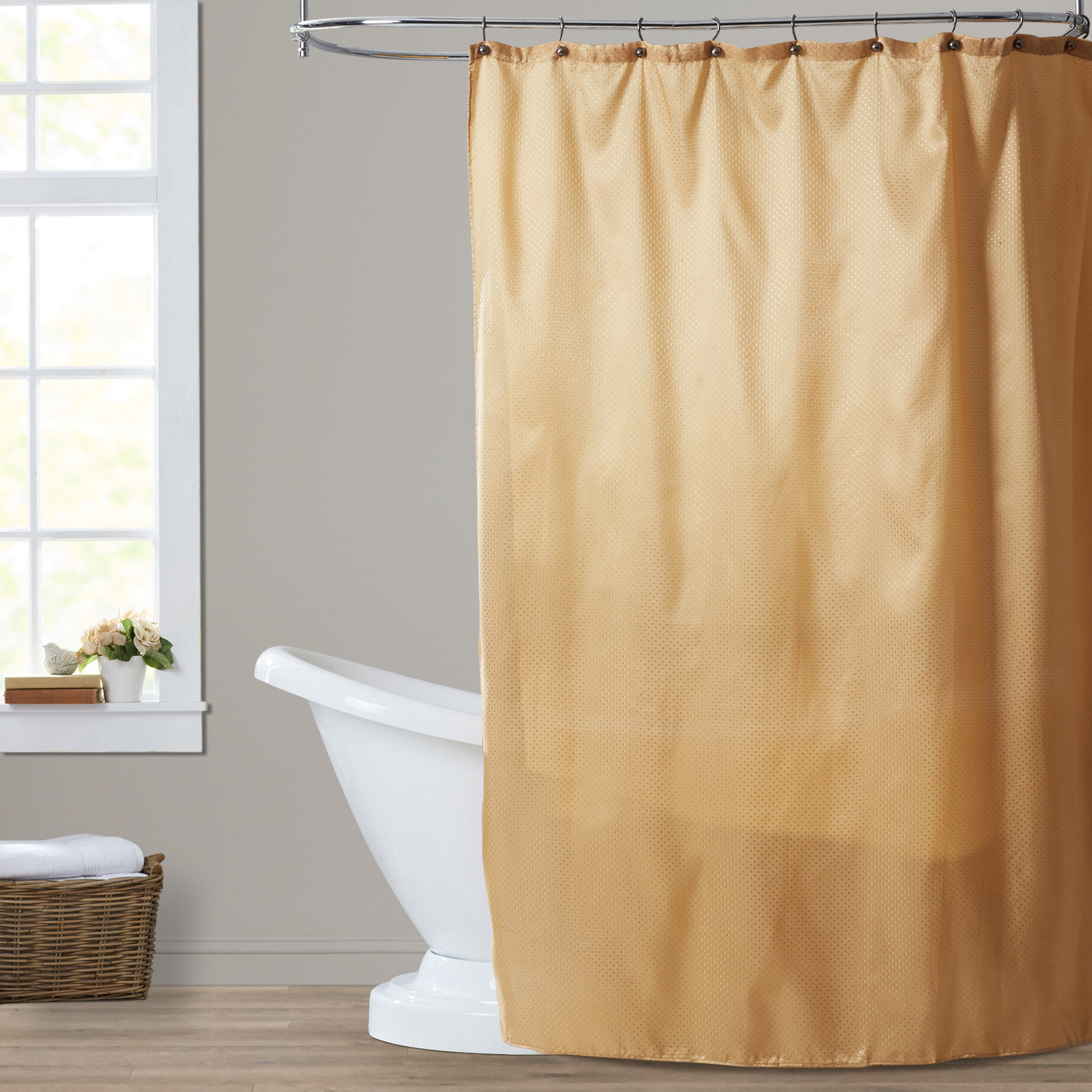Andover Mills Dexter Shower Curtain Reviews