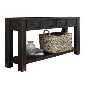 calvin console table
