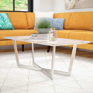 Marble/Granite-Top Coffee Tables You\'ll Love in 2019 | Wayfair