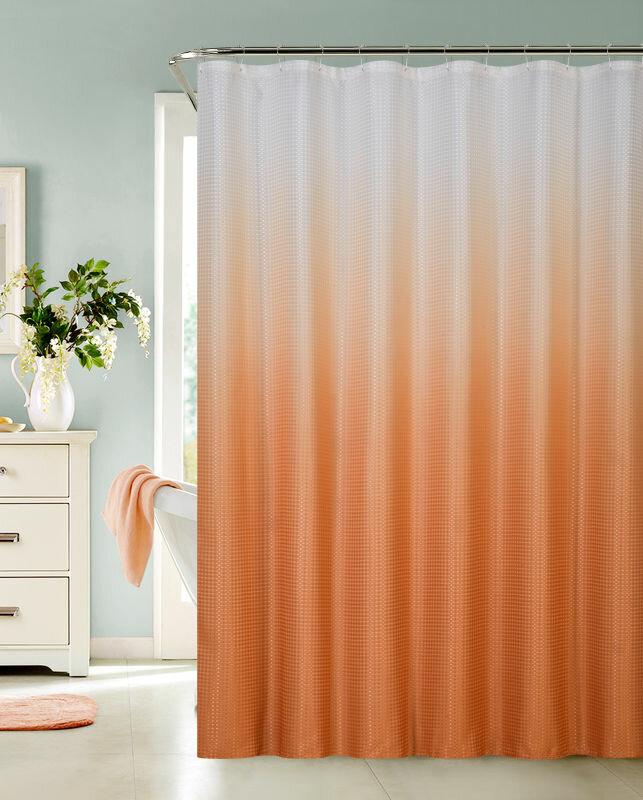 Zipcode Design Kobayashi Spa Bath Shower Curtain & Reviews | Wayfair