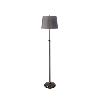 Blue Shade Floor Lamps You Ll Love Wayfair
