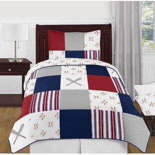 save - Baseball Bedding