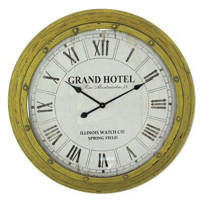 Oversized 3075 Wall Clock