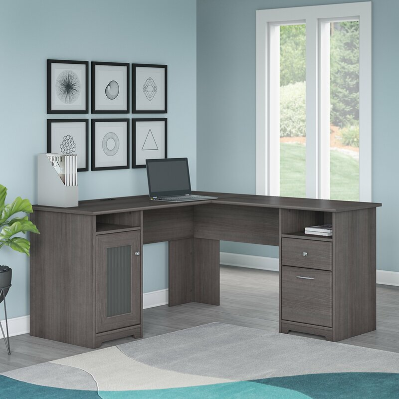 Red Barrel Studio Hillsdale L Shaped Executive Desk