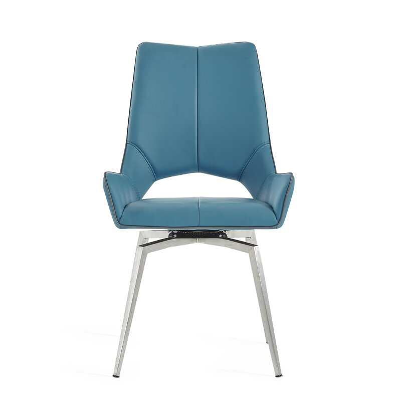 Kimbell Bucket Upholstered Dining Chair