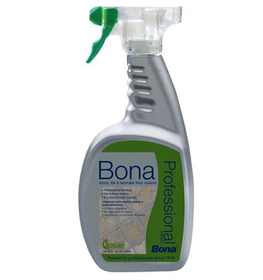 Pro Series Stone, Tile And Laminate Floor Cleaner - 32 Oz. Bona
