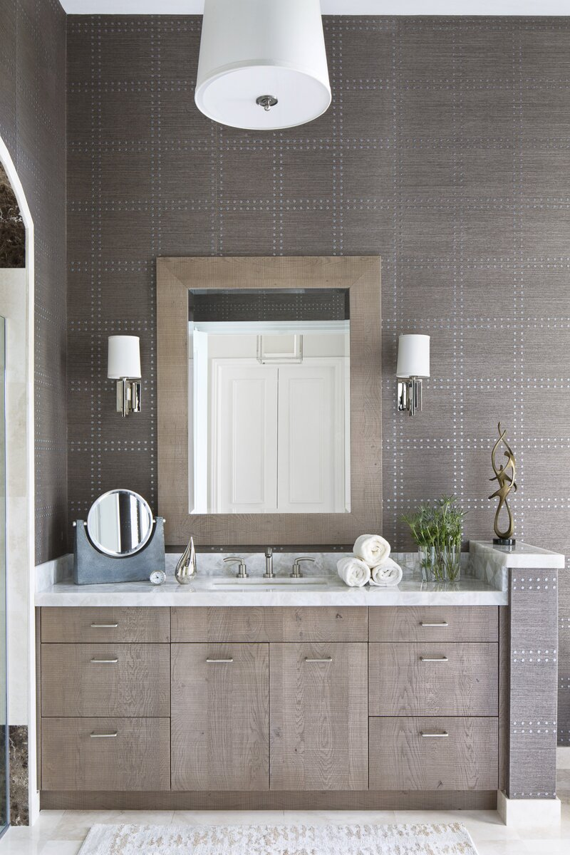 August Grove Coastal Bathroom Mirror & Reviews | Wayfair on