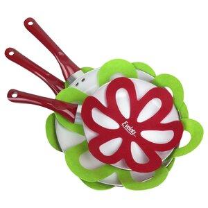 14 Piece Felt Pan Kitchenware Pot Protector Set