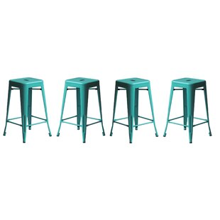 Orozco 26 Bar Stool (Set of 4)