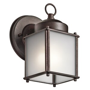 Kelemen 1-Light Outdoor Wall Lanternu00a0