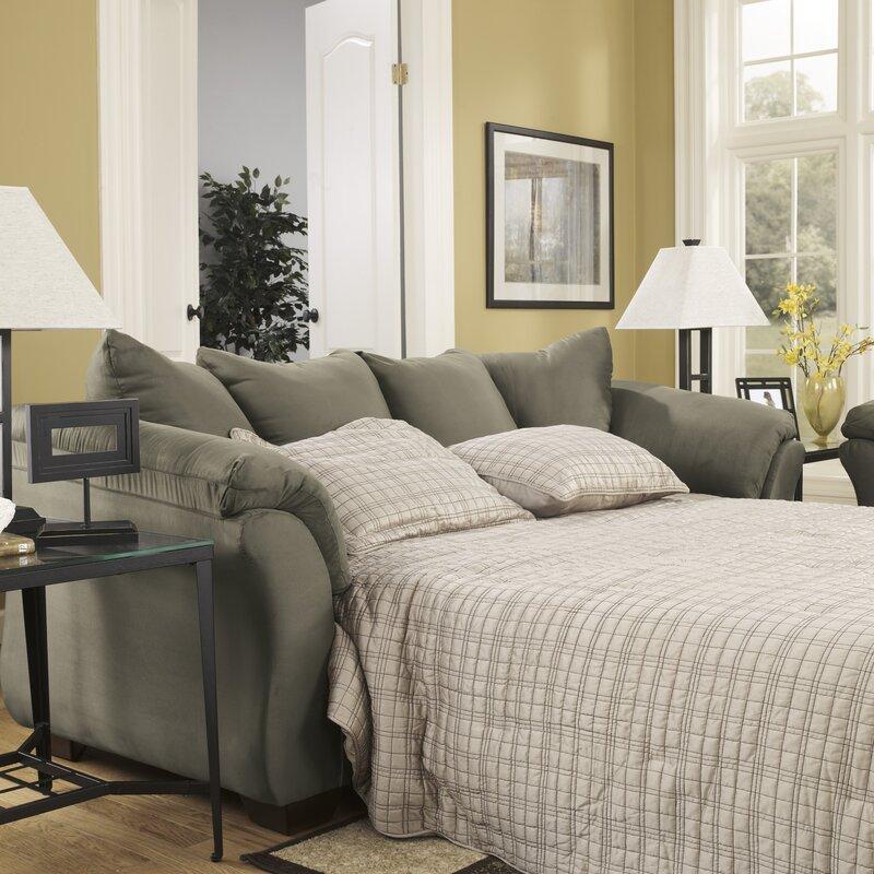 Sectional Sofas For Sale In Huntsville Al: Alcott Hill Huntsville Full Sleeper Sofa & Reviews