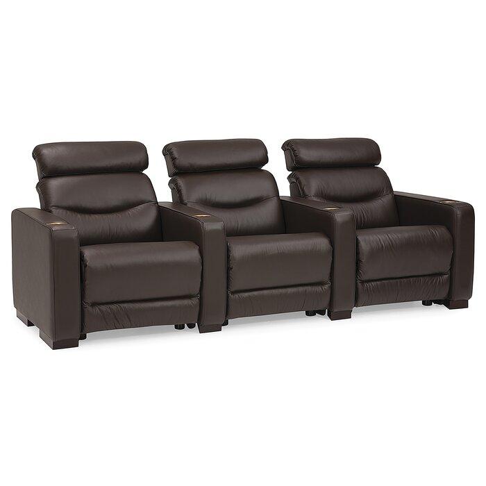 Digital Leather Home Theatre Sofa