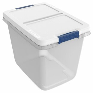 29 Qt. Storage Containers (Set Of 6)