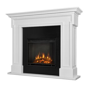 Real Flame Thayer Electric Fireplace by Real..