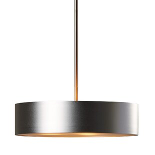Modern pendant lighting allmodern frederick 3 light drum pendant mozeypictures Gallery