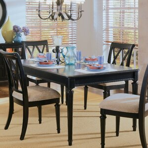 Wheelock Extendable Dining Table by Beach..