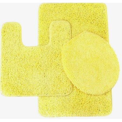 Gray Amp Silver Amp Yellow Amp Gold Bath Rugs Amp Mats You Ll Love