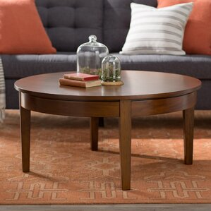 Delmont Coffee Table by Alcott Hill