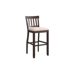 Kenworthy Slat Back 30 Bar Stool (Set of 2)