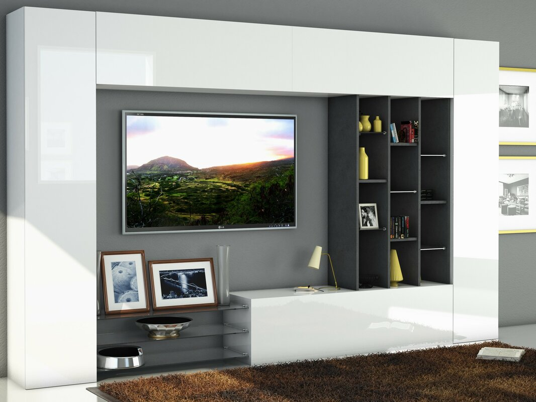 Living Room Entertainment Unit Wayfair Uk