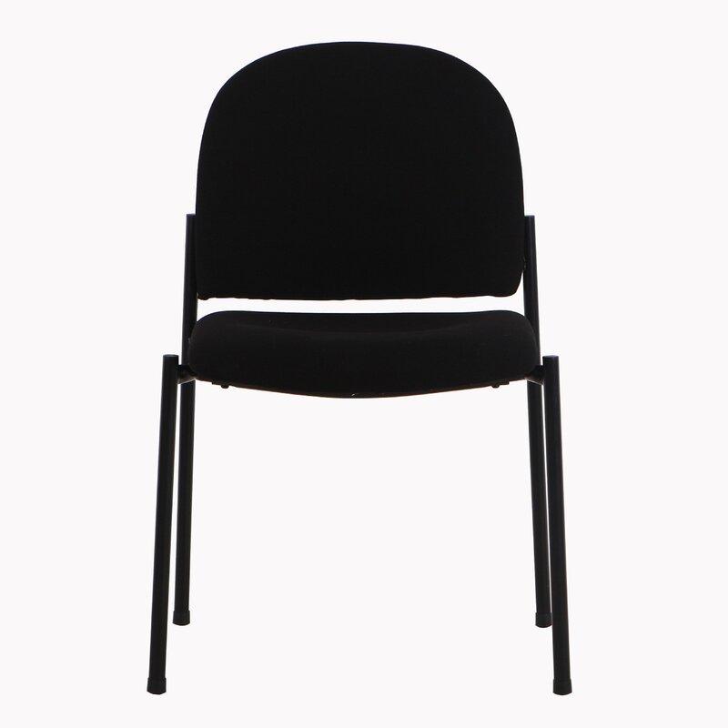 Bentonville Stackable Office Chair & Winston Porter Bentonville Stackable Office Chair u0026 Reviews   Wayfair