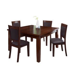Easingwold 5 Piece Dining Set by Red Barrel Studio