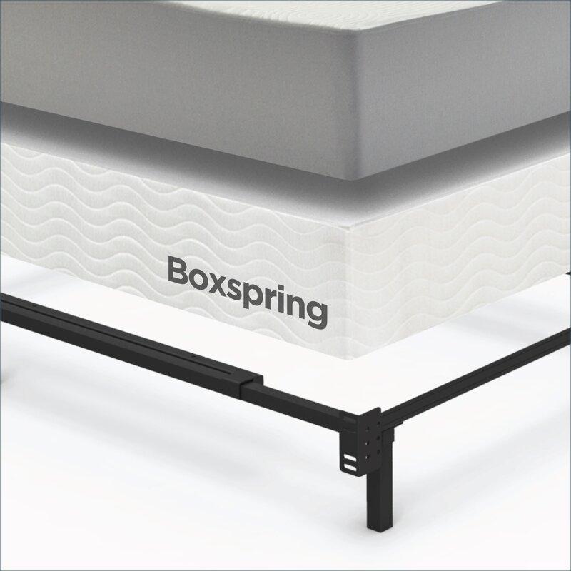 Adjustable Full to King Size Bed Frame & Reviews | Birch Lane
