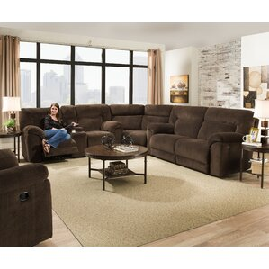 Darby Home Co Radcliff Reclining Sectional Image