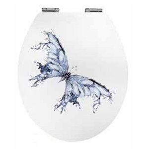 WC-Sitz Papilio Rund von Nicol