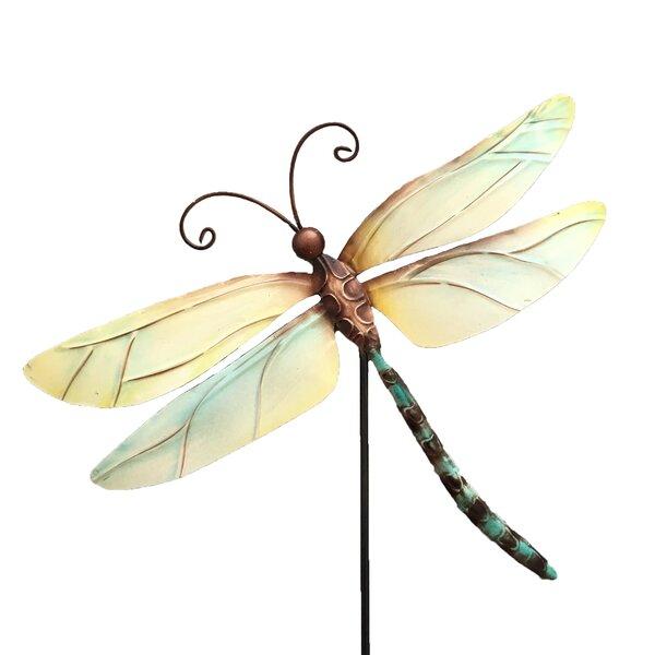 Dragonfly Garden Stake | Wayfair