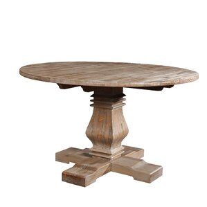 Alvar Round Kitchen Dining Table by One Allium Way