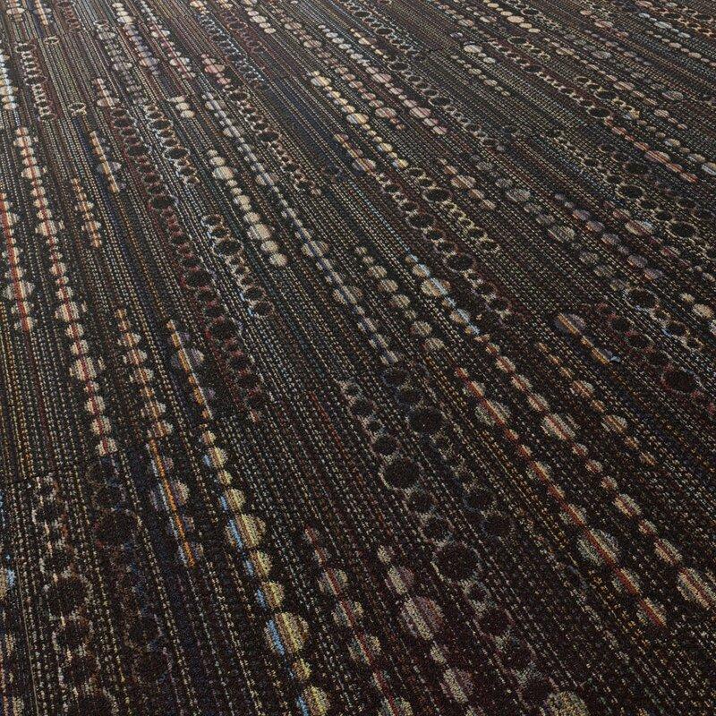 Mohawk Kingston 24 Quot X 24 Quot Carpet Tile In Black Velvet