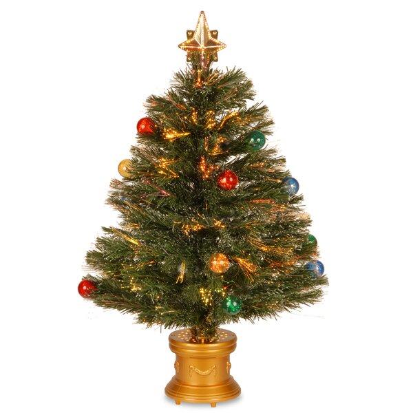 - 4 Ft Fiber Optic Christmas Tree Wayfair