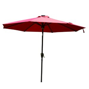 Chalfant 9' Lighted Umbrella