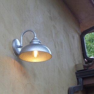 Wrought iron outdoor lighting wayfair save aloadofball Images