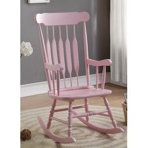Valbonne Rocking Chair by August Grove