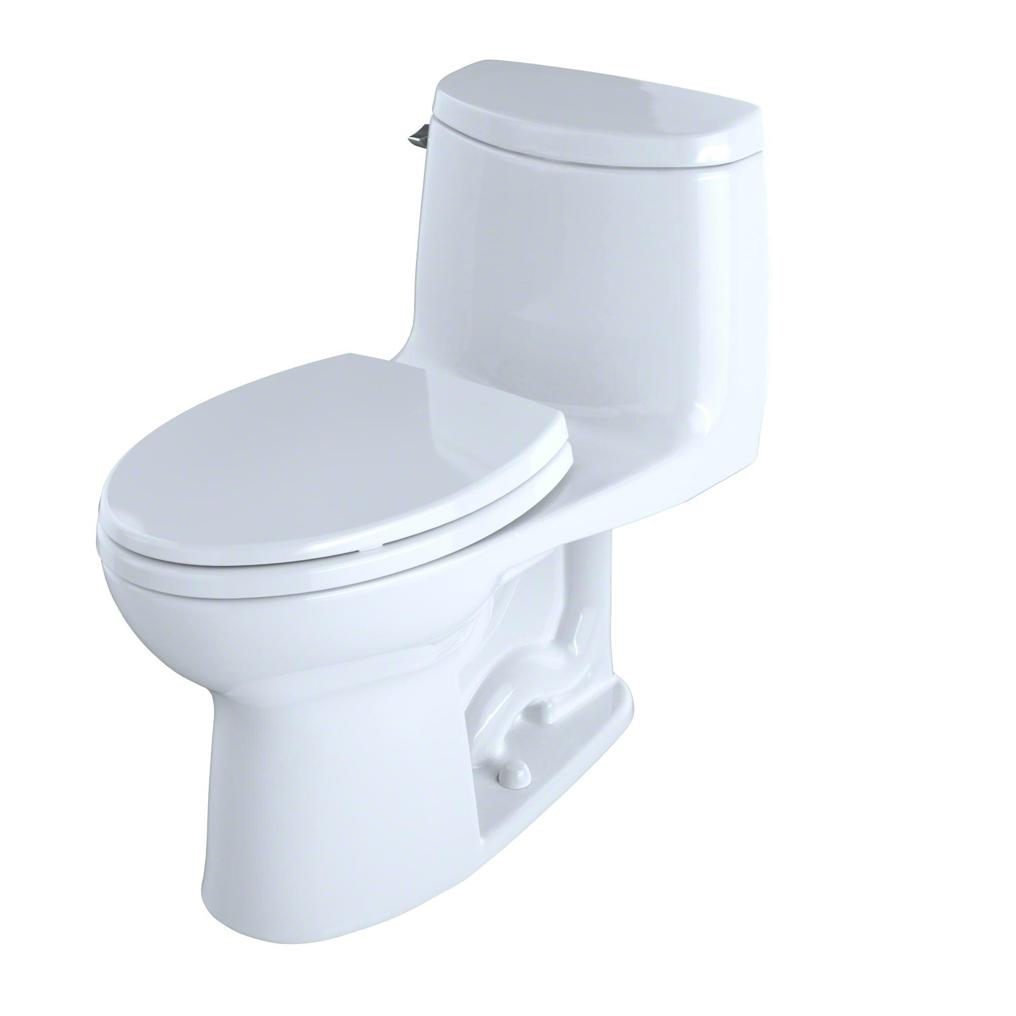 Toto Ultramax II 1.28 GPF Elongated One-Piece Toilet & Reviews | Wayfair