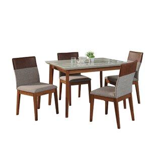 Tedeschi 5 Piece Dining Set