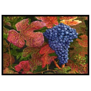 Grapes Of Joy Doormat