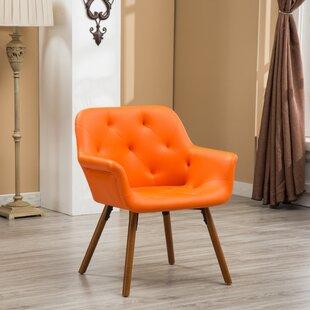 Burnt Orange Accent Chair | Wayfair