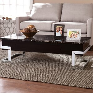 Boone Coffee Table with Lift Top by Wade Logan
