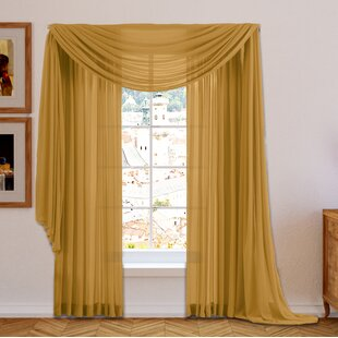 Kitchen Bay Window Curtains | Wayfair
