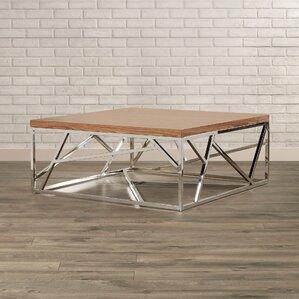 Hiller Coffee Table by Brayden Studio