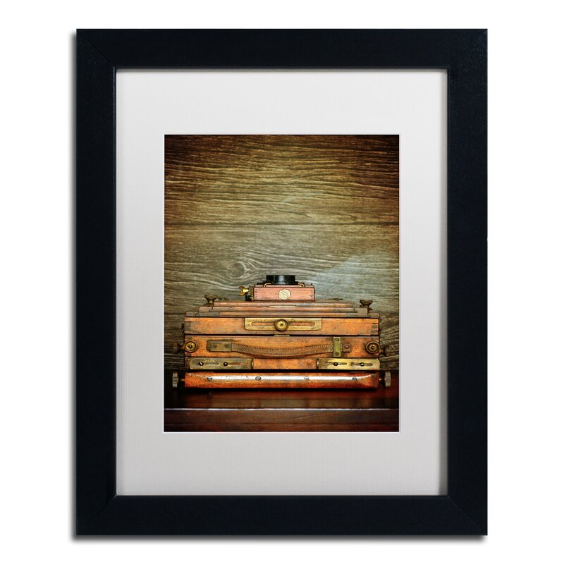 """""""Photography"""" by Philippe Sainte-Laudy Matted Framed Photographic Print"""