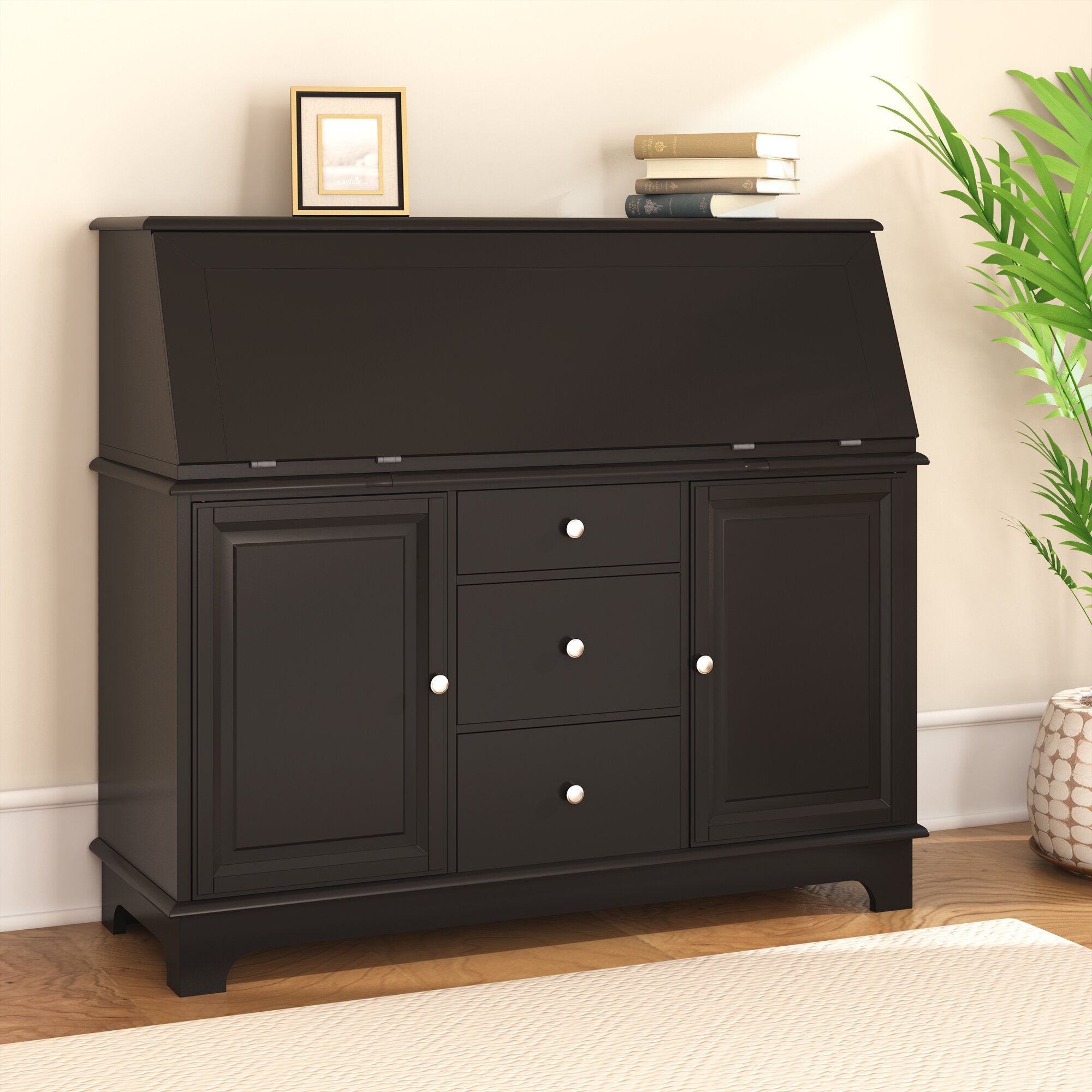 with and desk pdp drawers august reviews furniture chmura executive ca low grove hutch wayfair