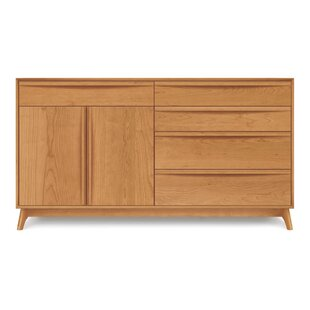 Catalina 4 Drawer on Right Sideboard