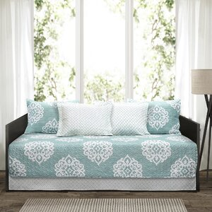 Stroudsburg 6 Piece Daybed Cover Set