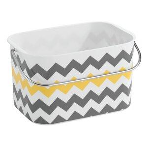 bathroom baskets. Una Bathroom Tote Basket with Handle Small Baskets  Wayfair